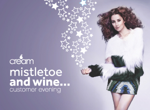 Mistletoe and Wine...