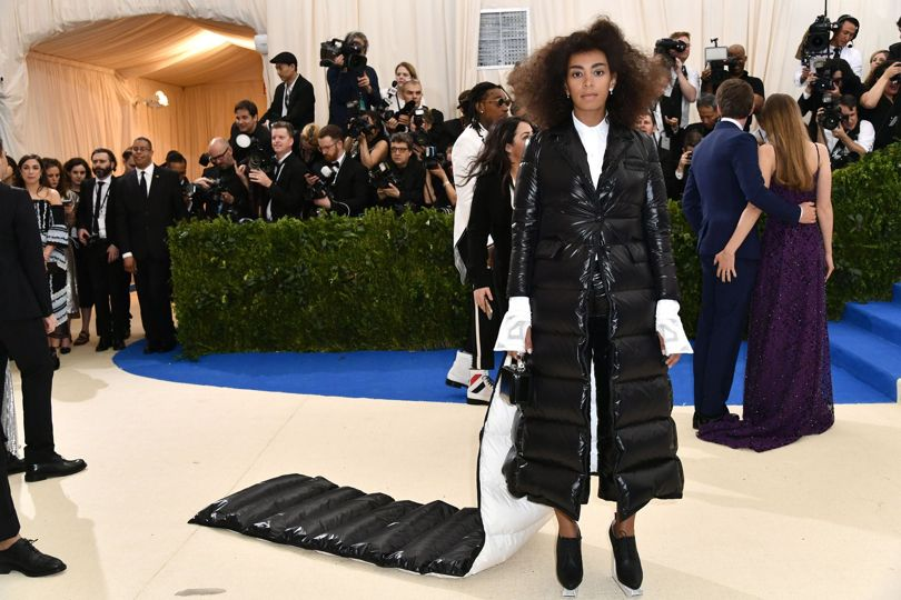 Outlandish fashion, weird hair, space-age beauty...there's nothing like the annual Met Gala.